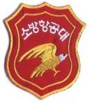 Rescate aereo-Corea del Sur