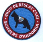 Andorra-Rescate  Canino-B
