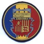 Andorra 1-Serv Prev-Extin de Incd