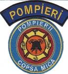 cuerpo de bV-Copsa Mica-Rumania